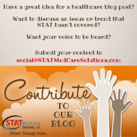 Contribute to our Blog