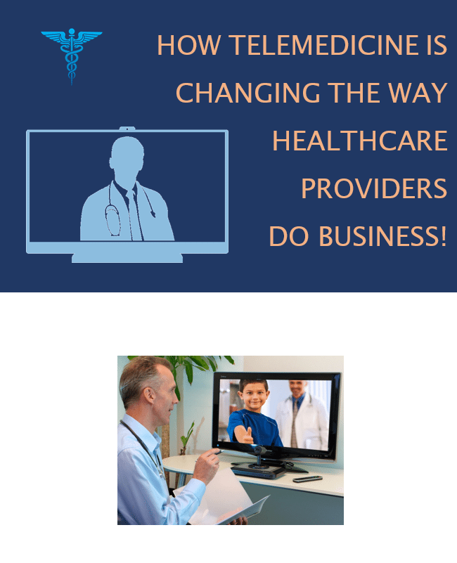 Telemedicine Landing Page Graphic 1 | How Telemedicine is Changing Healthcare | STATMedCare Payor and Physician Enrollment and Credentialing