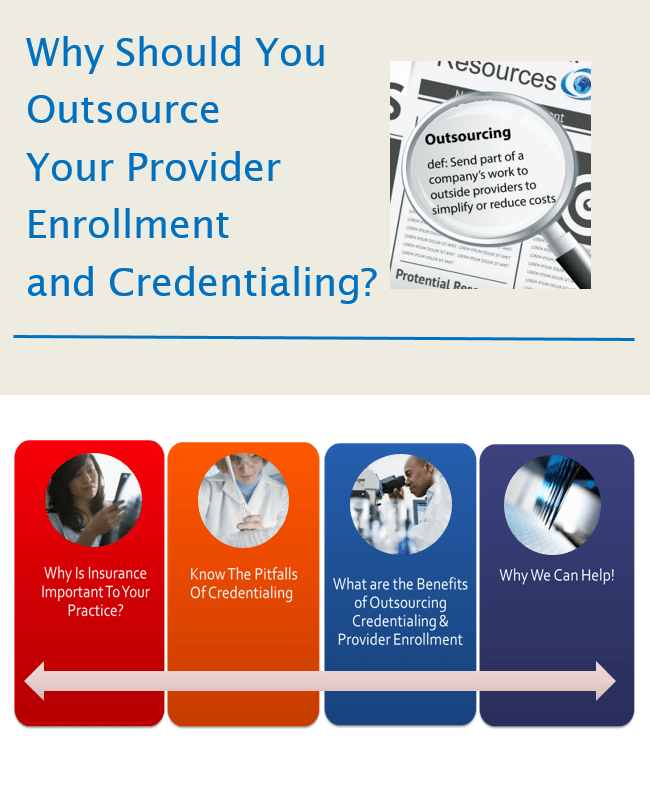 Why Outsourcing Landing Page Graphic.5.5.2016 | Why Should You Outsource Your Provider Enrollment? | STATMedCare Payor and Physician Enrollment and Credentialing