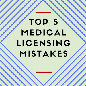 Mistakes 300x300 | Top 5 Medical Licensing Mistakes | STATMedCare Payor and Physician Enrollment and Credentialing