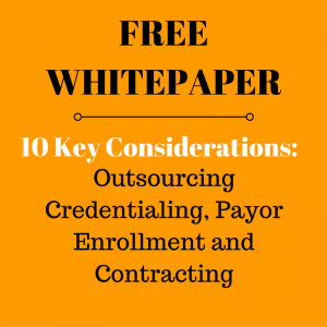 10 Key Considerations 300x300 | Category   Payor Enrollment | STATMedCare Payor and Physician Enrollment and Credentialing