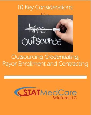 10key | 10 Key Considerations | STATMedCare Payor and Physician Enrollment and Credentialing