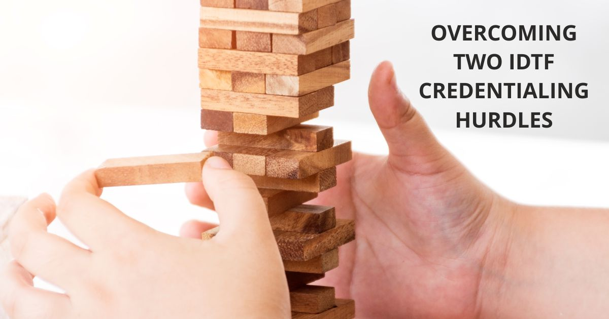 Open graph credentialing hurdles   Overcoming Two IDTF Credentialing Hurdles   STATMedCare Payor and Physician Enrollment and Credentialing