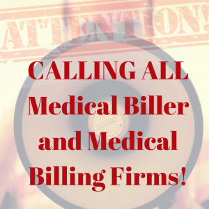 Calling AllMedical BillersandMedical Billing Firms 300x300 | Category   Outsourcing | STATMedCare Payor and Physician Enrollment and Credentialing