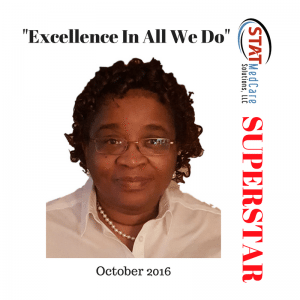 Cheryl Reddick 300x300 | Embodying Excellence In All We Do   Performer of the Month, October 2016, Cheryl Reddick | STATMedCare Payor and Physician Enrollment and Credentialing
