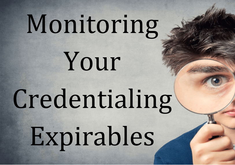 Monitoring Credentialing Expirables Home Page Graphic | STAT Home page | STATMedCare Payor and Physician Enrollment and Credentialing