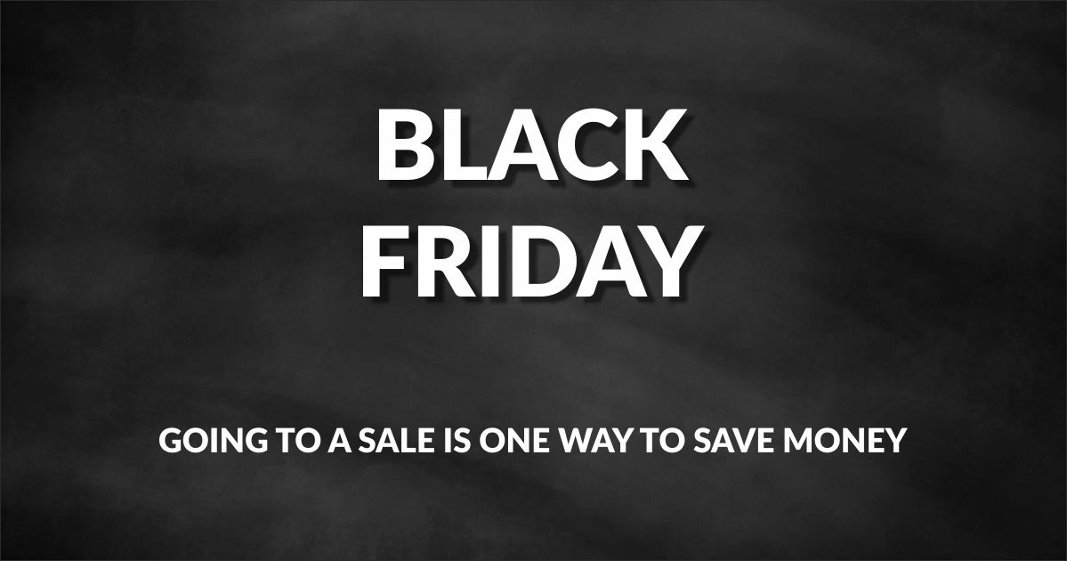 Open graph Black Friday | Black Friday | STATMedCare Payor and Physician Enrollment and Credentialing