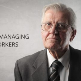 Hiring and managing older workers