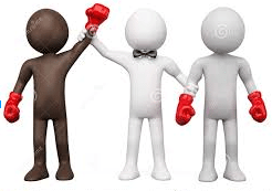red boxing gloves | In Network vs. Out of Network | STATMedCare Payor and Physician Enrollment and Credentialing