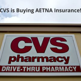 CVS is Buying Aetna Insurance