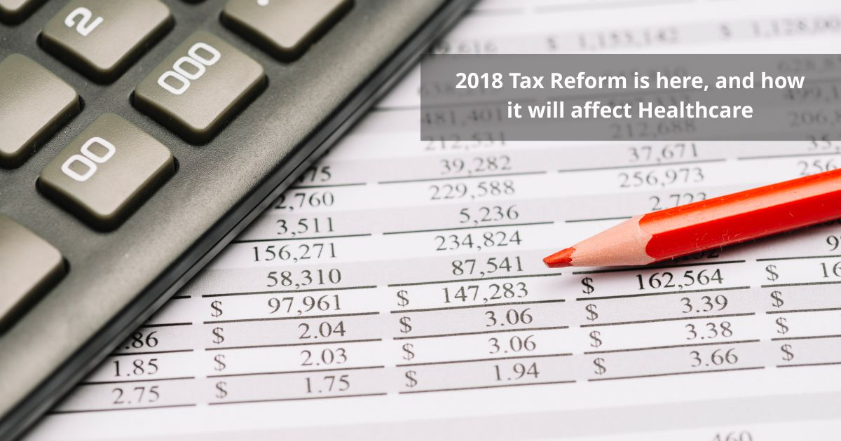 Open graph Tax Reform 2018 | Tax Reform 2018 | STATMedCare Payor and Physician Enrollment and Credentialing