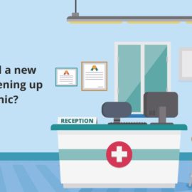 Do you need a new EIN if you opening up a 2nd clinic?
