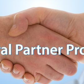 Benefits of Being  Referral Partner